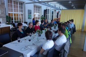 29 Nachtessen auf Rigi Kulm