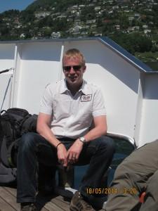 87 Zufriedener Reiseorganisator